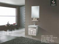 Stainless Steel bathroom furniture [J-8634]