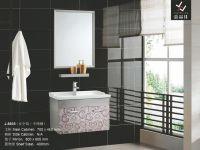 Stainless Steel bathroom furniture [J-8635]