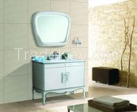 Modern Stainless Steel Hotel bathroom Cabinet [A-6819]