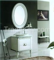 Modern Economic Stainless Steel Hotel bathroom Cabinet [A-6810]