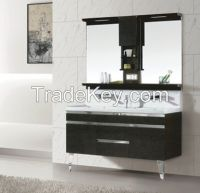 Modern Deluxe Stainless Steel bathroom furniture [A-6834]