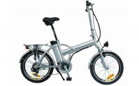 Sell electric chopper bicycle