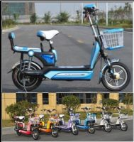 Sell electric folding bicycle
