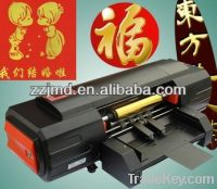 Automatic digital wedding cards foil printing machine