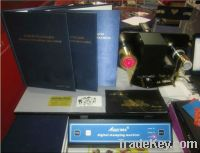 2014 mini digital hot stamper foil printing machine for bookcover