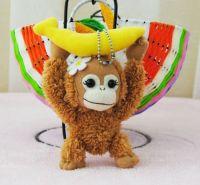 Sell Plush Monkey Key Chain