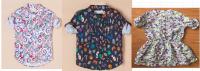 supply girls woven shirt