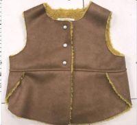 Babies waistcoats or vests