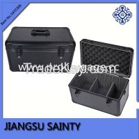 Black tool cases fire-proof plate surface travel aluminium tool case