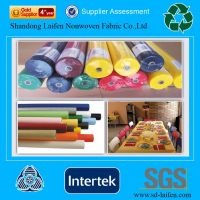 disposable table cloth  of PP nonwovern fabric