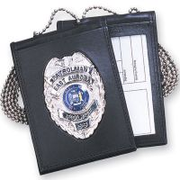 Sell Police Wallet, Neckchain Badge Holder & Men's Wallet