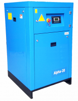 Screw Air Compressor Alpha-15 HP series. 11 kw 10 bar 8 bar 12 bar