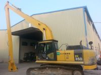 Sell excavator long boom and dipper