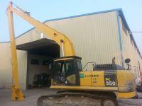 Sell long excavator boom