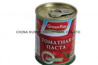 Sell canned tomato paste 18-20%
