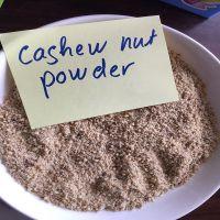 VIETNAM CASHEW NUT POWDER FOR FOOD
