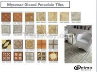 Mycenae Glazed Porcelain Tiles