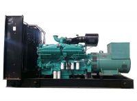 Diesel Genset Powered by Cummins engine
