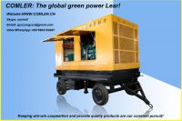 8KW-600KW Mobile Trailer Power Station