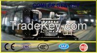 728kw Perkins powered diesel generator set