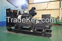 Hot sell prime use SDEC engine powered open type diesel generator set