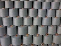 Poly-Viscose melange yarns Ne 30/1 knitting