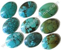 Sell Turquoise Oval Gemtones