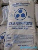 boric acid-borax ph-borax dh