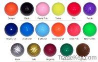 Sell color golf ball