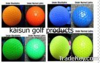 Sell Blacklight golf balls