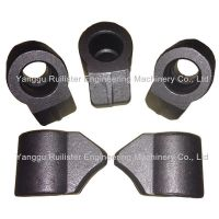 Bullet Teeth Holder B43H, Piling Tools, Foundation Drilling Tools, Round Shank Chisel Bits