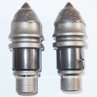 Round Shank Chisel Bits B47K19HF, Cutting Tools, Conical Bits, Foundation Drilling Tools, Piling Tools