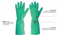 STL-1813 Nitrile Gloves