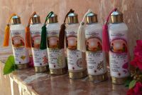 Natural body lotion supplier enriched with argan oil