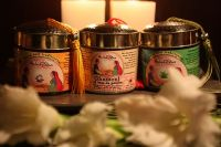 Traditional black soap supplier with argan oil