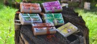 Natural Bar of soap supplier enriched with argan oil