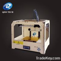 3D printer machine with dual extruder for sale