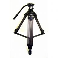 HELIN Professional Type Video Tripod System, HL-P12NCG