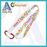 Sell Any kind of custom polyester lanyard for world cup 2014