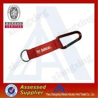 Sell Promotional items decorative carabiner short lanyard trade