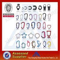 Best selling designer high quality e cig lanyard ring with carabiner hook