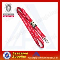 Sell high quality customized lanyards for sale
