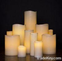 led candles for restaurants