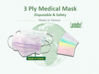 3 Ply Mask with FDA and Taiwan Local Certification