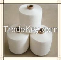 60s 100% close virgin polyester yarn made in China