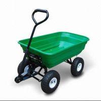 400kg   garden dump cart