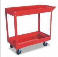 Two -layer  service cart