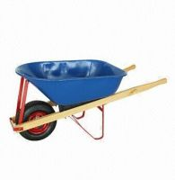 Woden  handle  Wheelbarrow