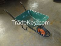 Solid wheel   wheel barrow   mainly  for Africa market   WB3800