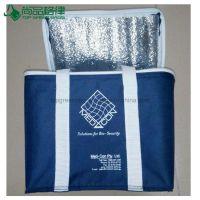 Wholesale Supermarket Cooler Bag 600d Thermal Carry Bag for Cold Drink